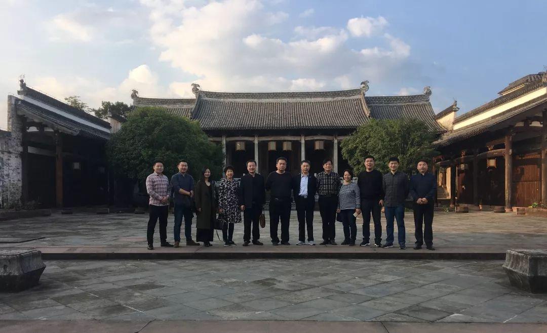 浪漫红·金紫祠景区将成为全球华人家文化论坛永久性性会址